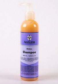 rosemary shampoo herbal clean hair