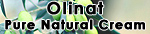 Olinat pure natural facial moisturizing cream